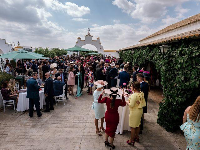 La boda de Pablo y María en Espartinas, Sevilla 67