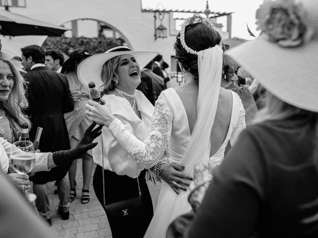 La boda de Pablo y María en Espartinas, Sevilla 71