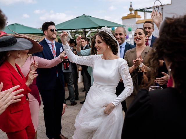 La boda de Pablo y María en Espartinas, Sevilla 72