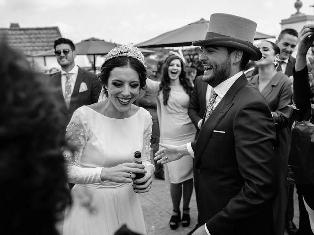 La boda de Pablo y María en Espartinas, Sevilla 73