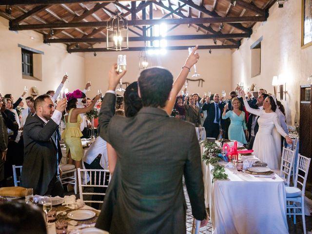 La boda de Pablo y María en Espartinas, Sevilla 82