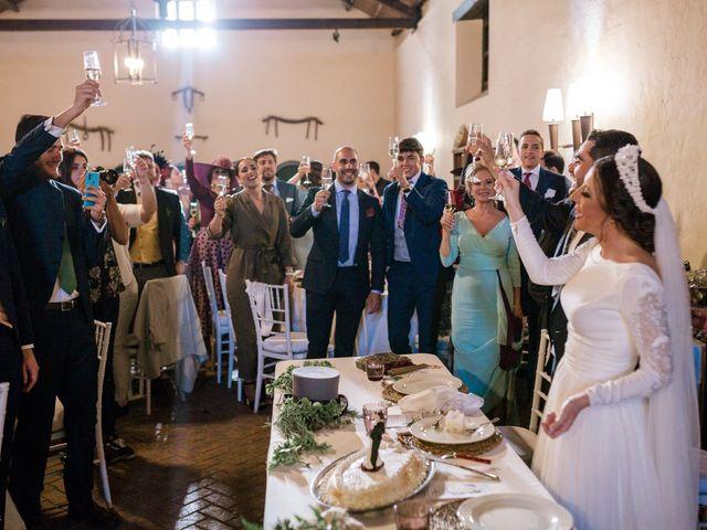 La boda de Pablo y María en Espartinas, Sevilla 83