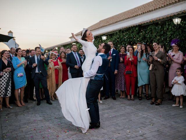 La boda de Pablo y María en Espartinas, Sevilla 91