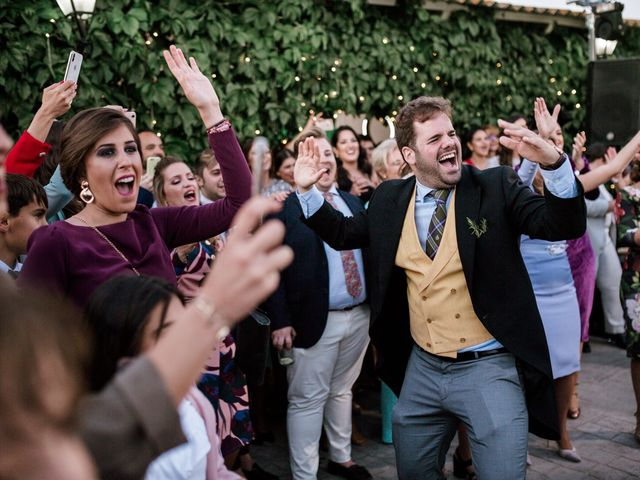 La boda de Pablo y María en Espartinas, Sevilla 94