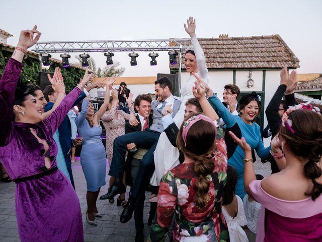 La boda de Pablo y María en Espartinas, Sevilla 95