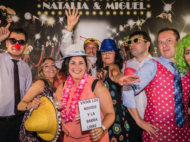 La boda de Miguel y Natalia en Quejana, Álava 2