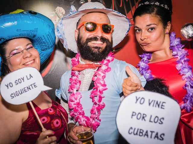 La boda de Miguel y Natalia en Quejana, Álava 5