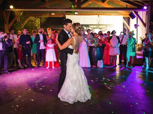 La boda de Miguel y Natalia en Quejana, Álava 6