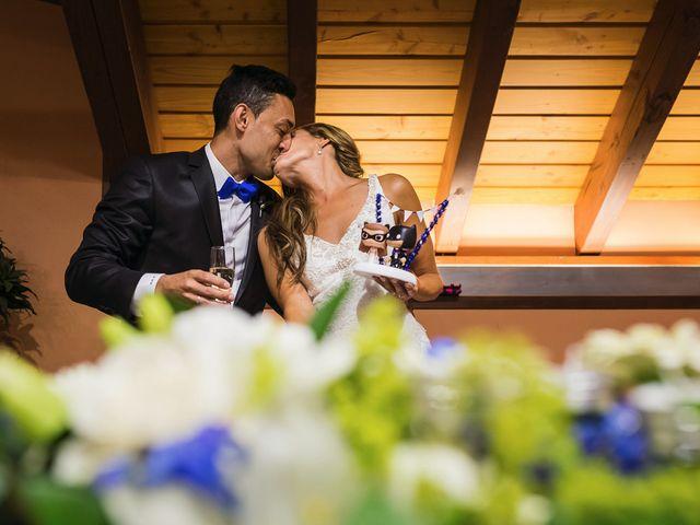 La boda de Miguel y Natalia en Quejana, Álava 8