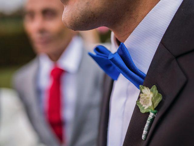 La boda de Miguel y Natalia en Quejana, Álava 11