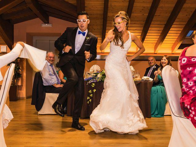 La boda de Miguel y Natalia en Quejana, Álava 10