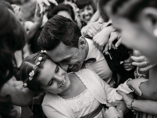 La boda de Miguel y Natalia en Quejana, Álava 13