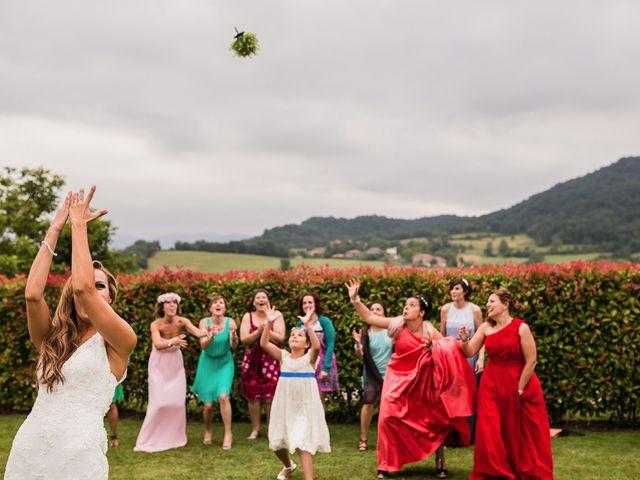 La boda de Miguel y Natalia en Quejana, Álava 16