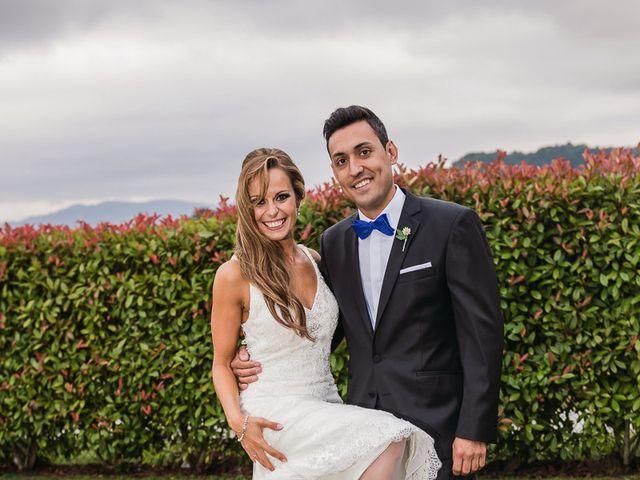 La boda de Miguel y Natalia en Quejana, Álava 22