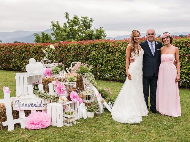 La boda de Miguel y Natalia en Quejana, Álava 26