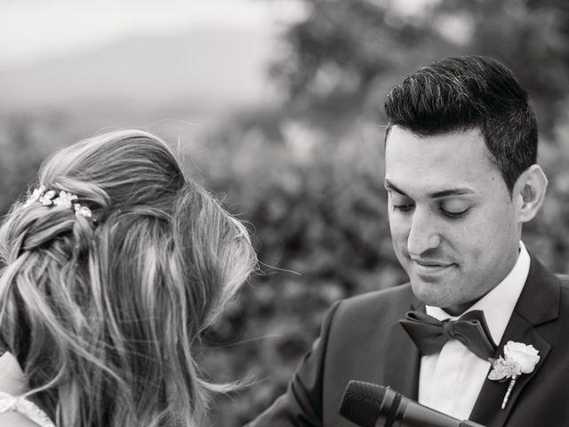 La boda de Miguel y Natalia en Quejana, Álava 33