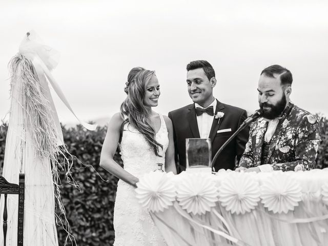 La boda de Miguel y Natalia en Quejana, Álava 35