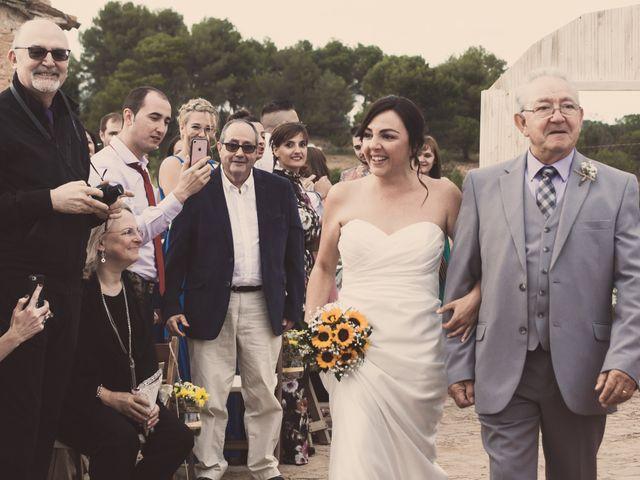 La boda de Silvia y Edgar en Rubi, Barcelona 7