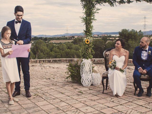 La boda de Silvia y Edgar en Rubi, Barcelona 9