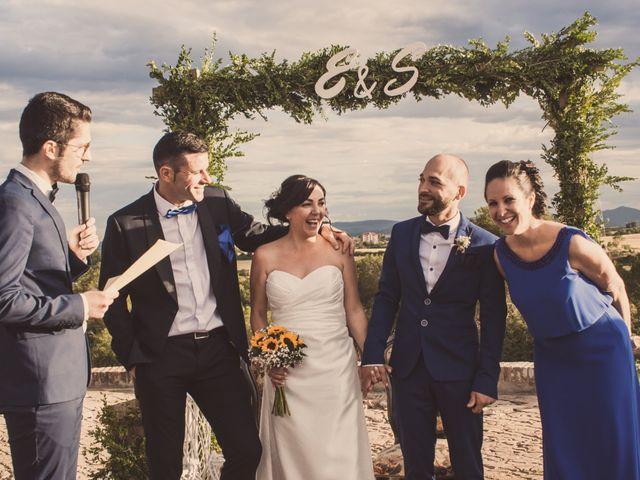 La boda de Silvia y Edgar en Rubi, Barcelona 11