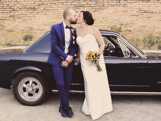 La boda de Silvia y Edgar en Rubi, Barcelona 20