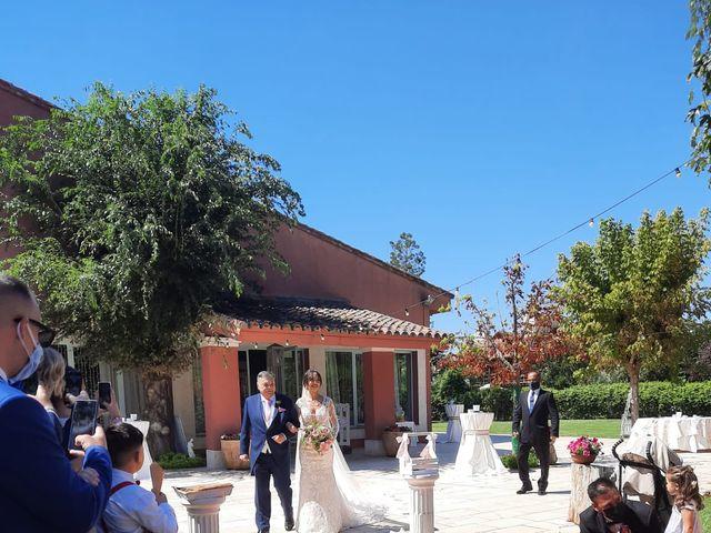 La boda de César  y Patricia  en Velilla De San Antonio, Madrid 3