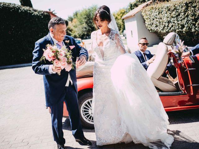 La boda de César  y Patricia  en Velilla De San Antonio, Madrid 6