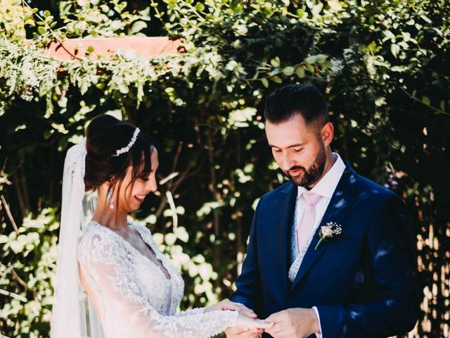 La boda de César  y Patricia  en Velilla De San Antonio, Madrid 8