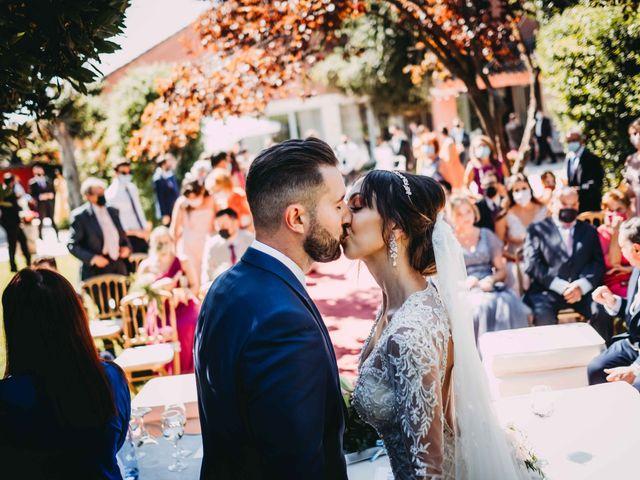 La boda de César  y Patricia  en Velilla De San Antonio, Madrid 9