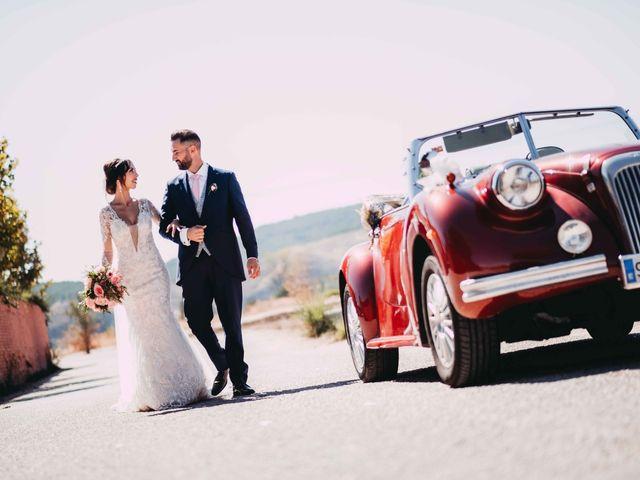 La boda de Patricia  y César