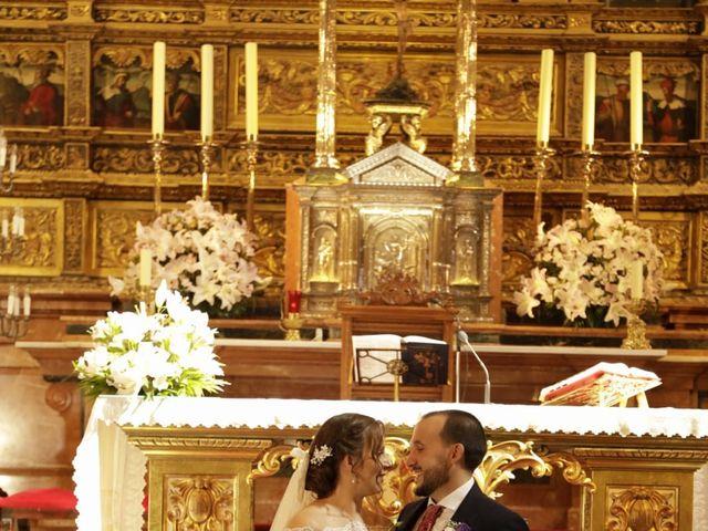 La boda de Jose y Paulina en Linares, Jaén 1