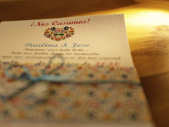 La boda de Jose y Paulina en Linares, Jaén 11