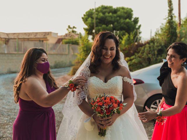 La boda de Ivan y Mayra en Alacant/alicante, Alicante 16