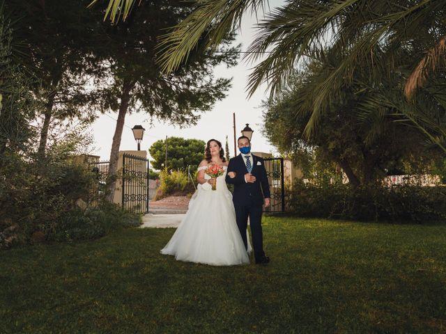 La boda de Ivan y Mayra en Alacant/alicante, Alicante 17