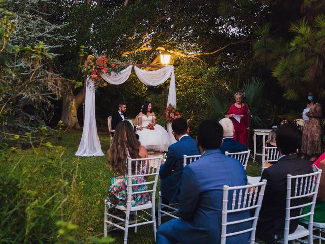 La boda de Ivan y Mayra en Alacant/alicante, Alicante 20