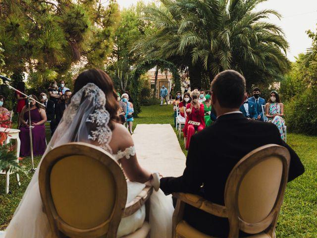 La boda de Ivan y Mayra en Alacant/alicante, Alicante 21
