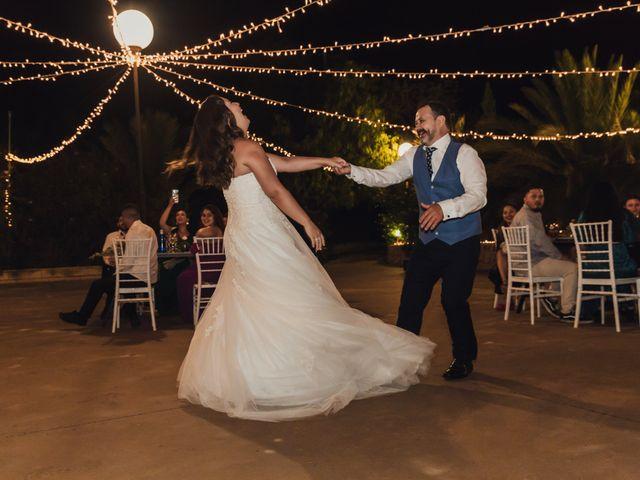 La boda de Ivan y Mayra en Alacant/alicante, Alicante 45