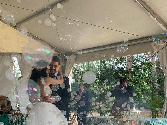 La boda de Maria y Jose Antonio en Murcia, Murcia 1
