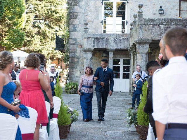 La boda de Obaudys y Yadira en A Coruña, A Coruña 1