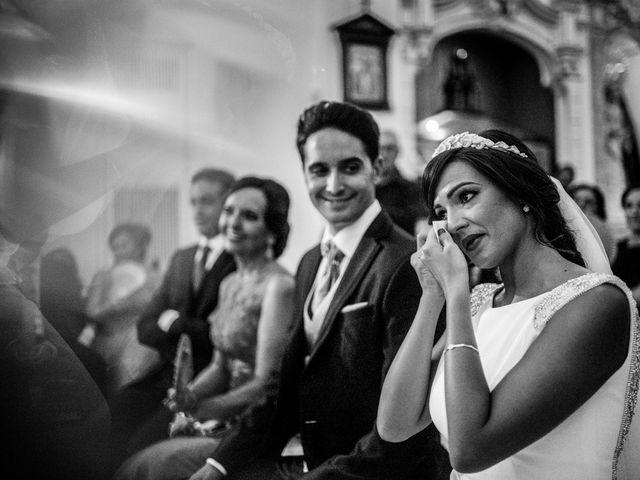 La boda de Manuela y Juanfran