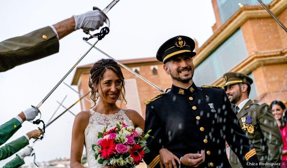 La boda de Ana y Tomás en Cajar, Granada