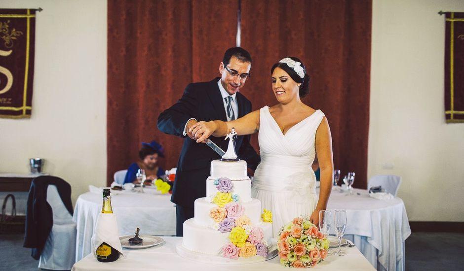 La boda de Jesús y Rosa en Sanlucar De Barrameda, Cádiz