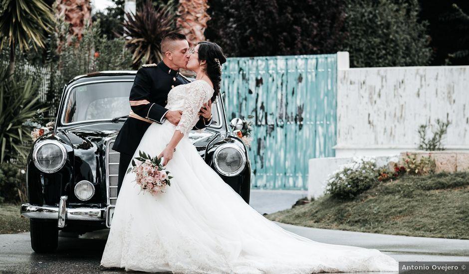 La boda de Alberto y Ana en Granada, Granada