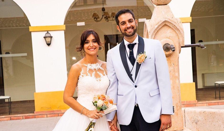 La boda de Sergio y Pilar  en Villanueva De La Serena, Badajoz