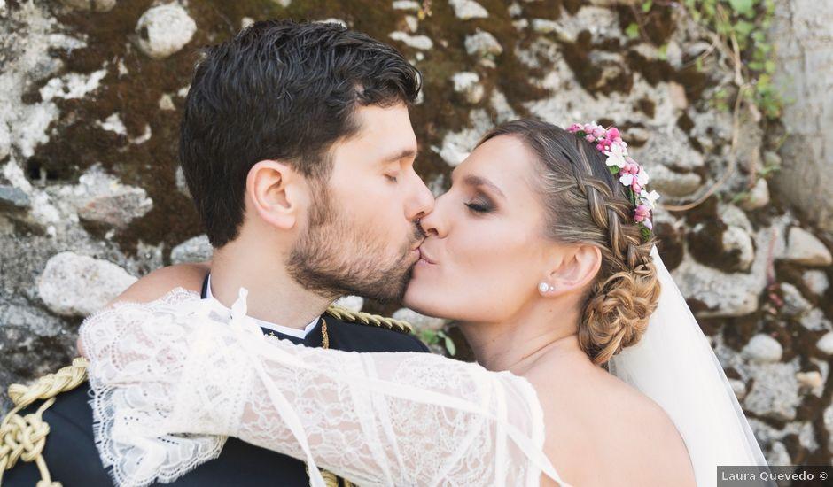 La boda de Roberto y Marta en Granada, Granada