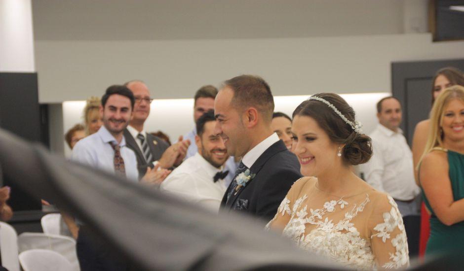 La boda de Irene  y Julio en Alhaurin De La Torre, Málaga