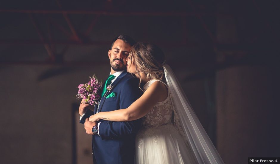 La boda de Alex y Paula en Otero De Herreros, Segovia