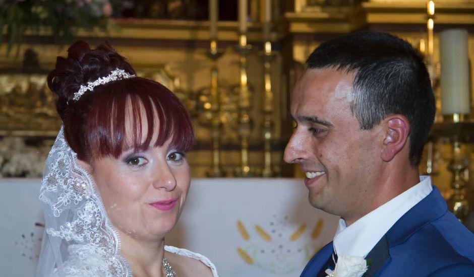 La boda de Emilio y Vanesa en Consuegra, Toledo