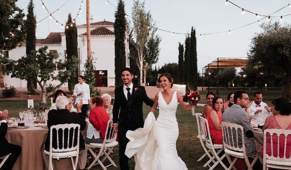 La boda de Imanol y Mari Carmen en La Zubia, Granada