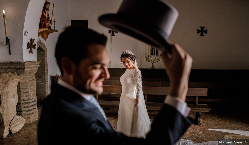 La boda de Pablo y María en Espartinas, Sevilla